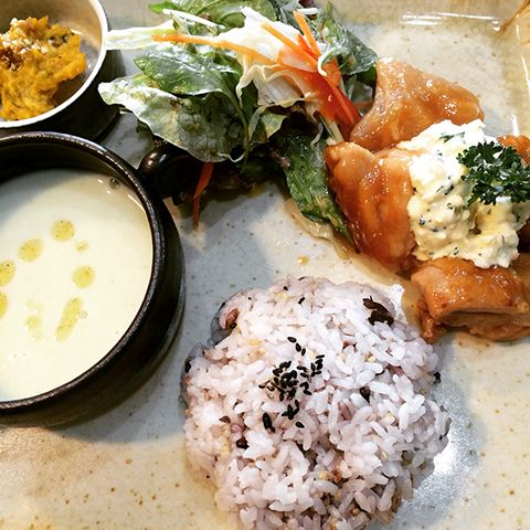 Cafe2345のランチ